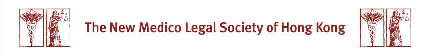 The New Medico Legal Society of Hong Kong